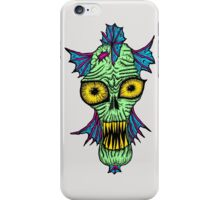 Monster Mondays #1 - Launched on halloween iPhone Case/Skin