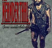 The Neanderthal- Male by torg