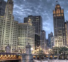 Chicago by sanzphotos