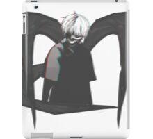 Kaneki Ken - Eye patch Ghoul  iPad Case/Skin