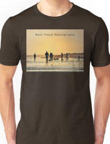 Low Tide Sunset - Hove #15  Unisex T-Shirt