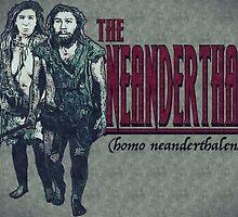 The Neanderthals- vintage by torg