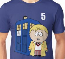 5th Doctor Unisex T-Shirt