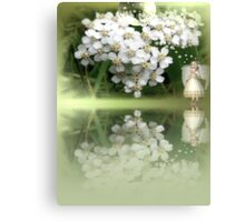 Reflections Of Summer Canvas Print