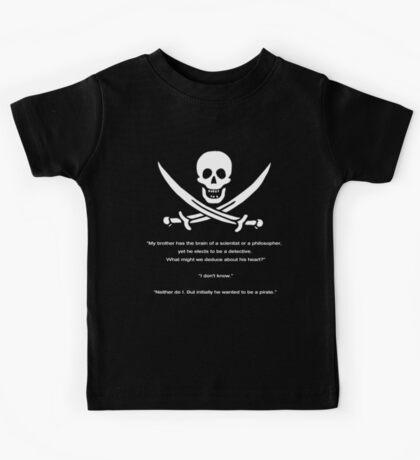 Pirate Kids Tee