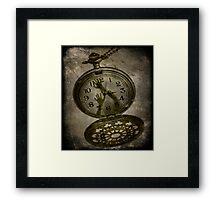 Prisoner of time Framed Print