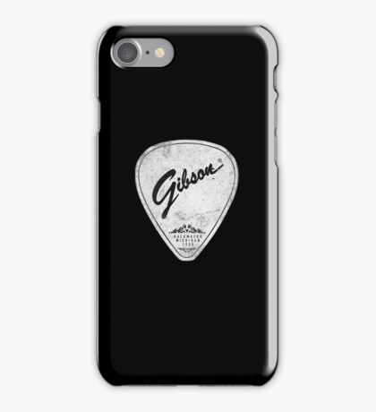 Legendary Guitar Pick Mashup Version 01 iPhone Case/Skin