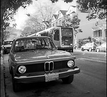 BMW / MUNI by Patrick T. Power