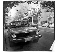 BMW / MUNI Poster