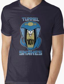 Scourge of Vault 101 Mens V-Neck T-Shirt