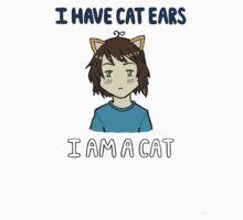 I am a Cat by SevLovesLily