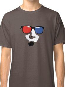 3D Glasses Classic T-Shirt