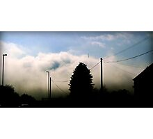 Stratus Clouds.. Photographic Print