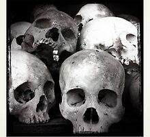 Killing Fields #3 by Alexis Santi