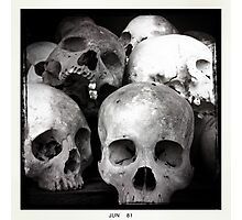 Killing Fields #3 Photographic Print