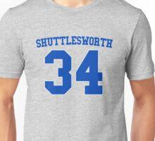 Jesus Shuttlesworth #34 Unisex T-Shirt