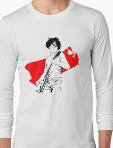 Jack rocking out Long Sleeve T-Shirt