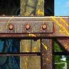Pedestrian Bridge Detail by Daryl Stultz
