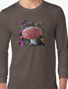 Fairy Toadstool Long Sleeve T-Shirt