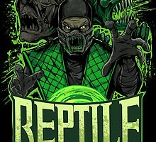 REPTILE by ottyag