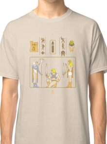 Walk Like an Eternian Classic T-Shirt