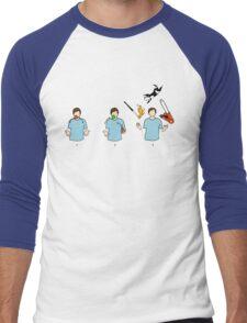 Learn to juggle Men's Baseball ¾ T-Shirt