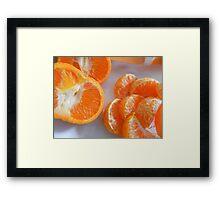 Juicy! Framed Print