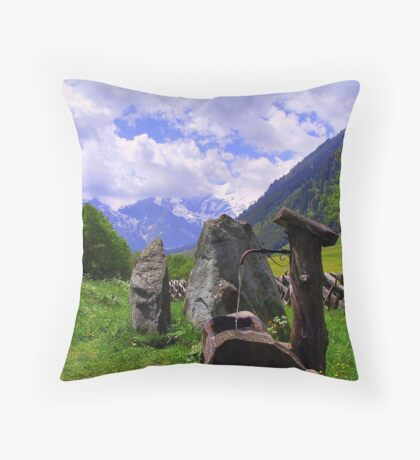 Austria... Throw Pillow