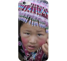 Hmong Child2 iPhone Case/Skin