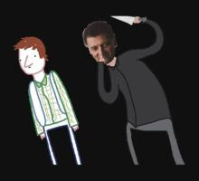 Look out, Rory! It's Moffat! by HairandGlasses