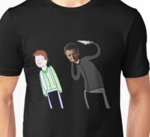 Look out, Rory! It's Moffat! Unisex T-Shirt
