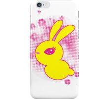 Yellow rabbit iPhone Case/Skin