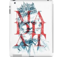 MAD HAT iPad Case/Skin