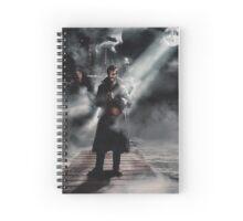 Halloween 2015 - Captain Hook Spiral Notebook