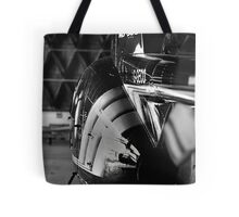 MD500 Helicopter in Hangar Tote Bag
