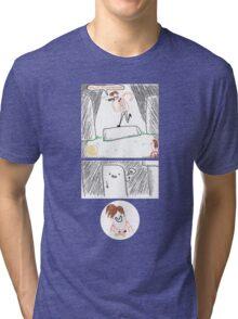 Hello, Stonehenge! Tri-blend T-Shirt