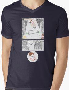 Hello, Stonehenge! Mens V-Neck T-Shirt