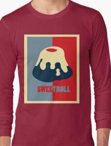 Believe In The Sweetroll Long Sleeve T-Shirt