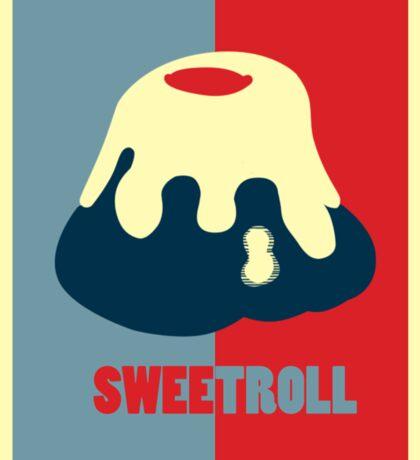 Believe In The Sweetroll Sticker