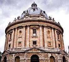 Radcliffe Camera, Oxford, UK by Hugh O'Brien