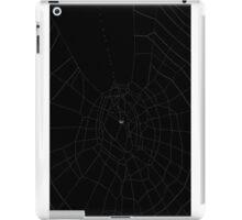 Spider's web iPad Case/Skin