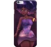 Cosmic Queen Pyramid II iPhone Case/Skin
