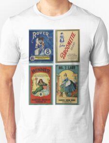 Broom Labels T-Shirt