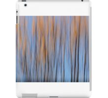Autumn colours of a willow iPad Case/Skin