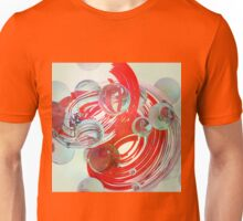 Worlds Apart - Abstract CG Unisex T-Shirt