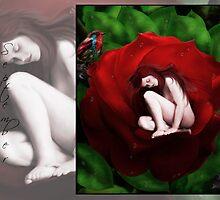 Shhhh... She's Sleeping.. by mystikel