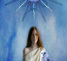 Priestess Of Avalon by Diane Johnson-Mosley