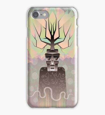 Bush Guardians iPhone Case/Skin