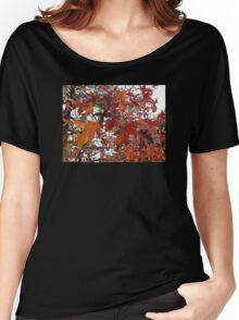 Autumn Colours Women's Relaxed Fit T-Shirt