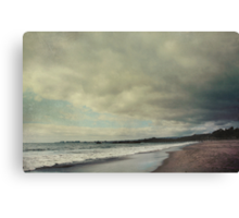 I Should've Known It Was A Warning Canvas Print